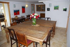 Garn Isaf Bed And Breakfast Pembrokshire Dining Room