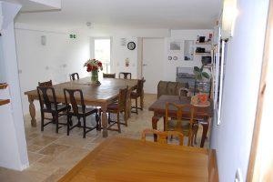 Garn Isaf Pembrokshire Hliday Cottages St Davids Dining Room