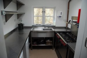 Garn Isaf Pembrokshire Holiday Bed and Breakfast Abercastle Kitchen