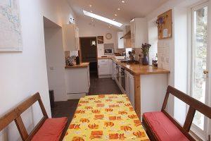 Garn Isaf GuestHouse B&B Kitchen