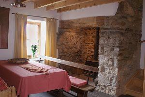 Garn Isaf Pembrokeshire Self Catering star Bedroom St Davids Lounge Living Area Dining Area