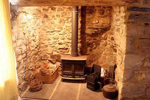 Garn Isaf Pembrokeshire Self Catering star Bedroom St Davids Lounge Living Area FireplaceGarn Isaf Pembrokeshire Self Catering star Bedroom St Davids Lounge Living Area Fireplace