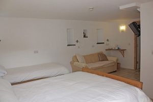 Garn Isaf St Davids Bed and Breakfast Gorseland Abercastle Seating Area High Quality