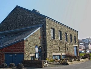 The Shed Pembrokeshire Garn Isaf Guesthouse Food and Drink