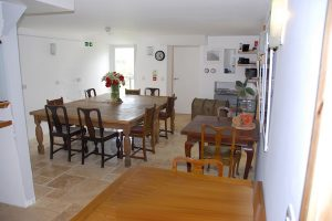 Garn Isaf Pembrokshire Hliday Cottages St Davids Dining Room