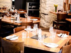 Cwtch Pembrokxeshire Garn Isaf Guesthouse Food and Drink