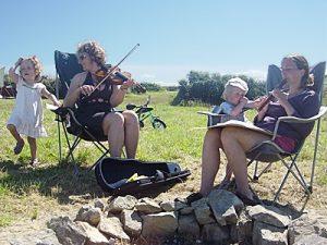 Garn Isaf Camping Abercastle Pembrokshire Coastal PathGarn Isaf Camping Abercastle Pembrokshire Coastal Path