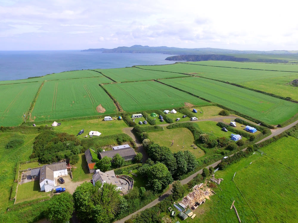 Garn Isaf Pembrokeshire Holiday Acommodation Wales