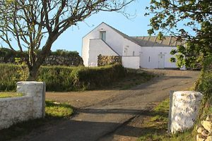 Garn Isaf Pembrokshire Holiday Bed and Breakfast Abercastle External