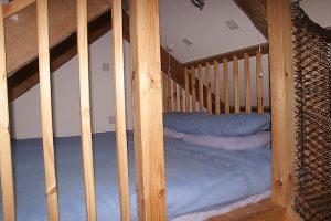 Garn Isaf Pembrokshire Self Catering star Bedroom St Davids