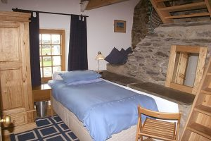 Garn Isaf Pembrokshire Self Catering star Bedroom St Davids Bedroom