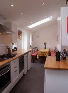 Garn Isaf Pembrokshire Self Catering star Bedroom St Davids Kitchen