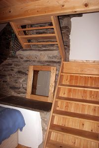 Garn Isaf Pembrokshire Self Catering star Bedroom St Davids Star Bedroom