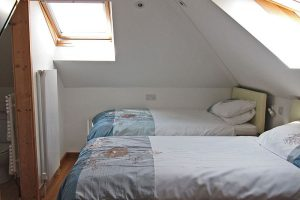 Garn Isaf SeaBreeze Self Catering Bed and Breakfast Pembrokshire Beds