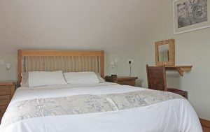 Garn Isaf Seal Cove Bedroom Pembrokshire Bed and Breakfast St Davids