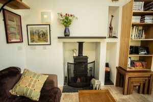 Garn Isaf Pembrokeshire Fire Place