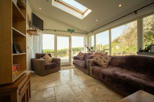 Garn Isaf Pembrokeshire Lounge