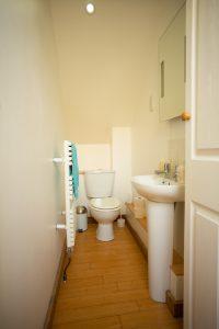 Seal Cove Bathroom Pembrokeshire Garn Isaf