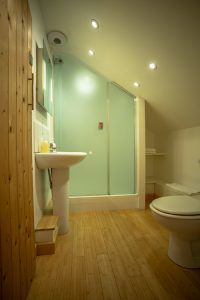 Swallows Nest Pembrokeshire En Suite Bathroom