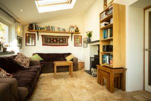Garn Isaf Pembrokeshire Lounge Area
