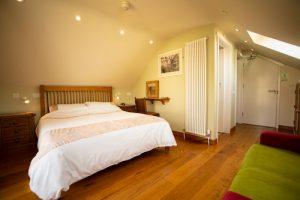 Seal Cove Bedroom Pembrokeshire Garn Isaf