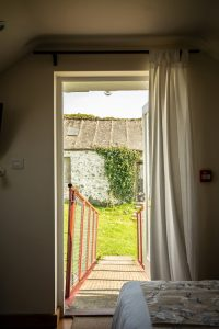 Seal Cove Bedroom Barn View Pembrokeshire Garn Isaf