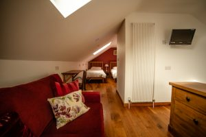 Swallows Nest Pembrokeshire Twin Bedroom