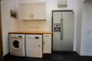 Y Garn Garn Isaf Kitchen Utility Area.jpg