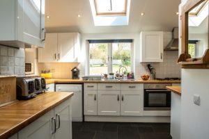 Y Garn Pembrokeshire Bed and Breakfast Garn Isaf Kitchen Sink Area.jpg