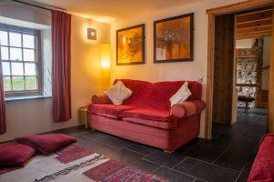 Y Garn lounge bed and breakfast Garn Isaf