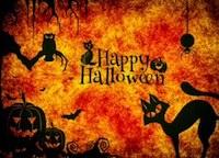 Garn Isaf Halloween