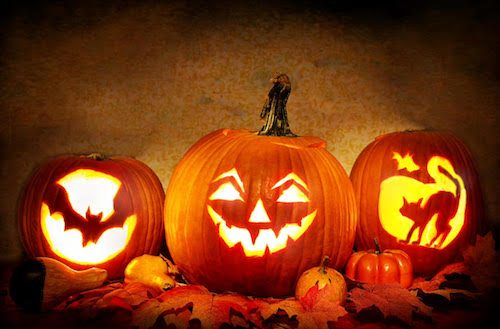 Halloween Pembrokeshire Garn Isaf