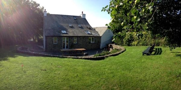 Pembrokeshire St Davids Cottages Garn Isaf